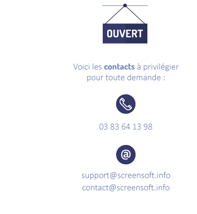 Contact Screensoft