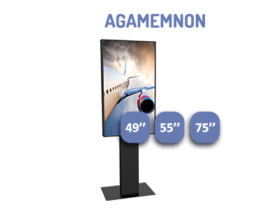 Totem tactile Agamemnon