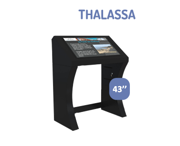 Table interactive Thalassa