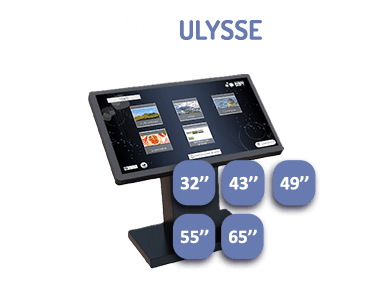 Table interactive Ulysse