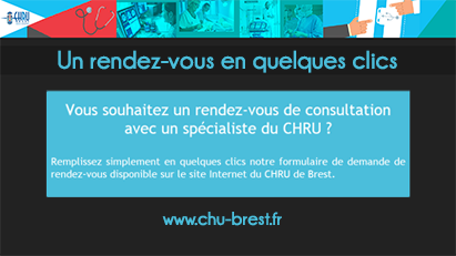 Exemple de message CHRU Brest